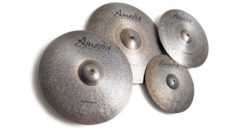 "Amedia ""Kommagene"" Series Cymbals"