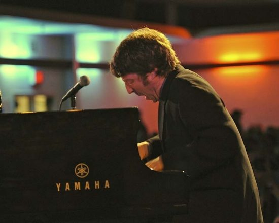 Benny Green in performance at 2011 Monterey Jazz Festival image 0