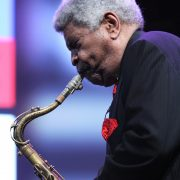 NEA Jazz Master George Coleman performs at the 2015 NEA Jazz Masters Awards Ceremony and Concert, JALC, NYC image 0