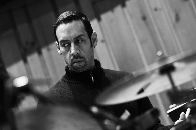 Antonio Sanchez, jazz drummer and film composer