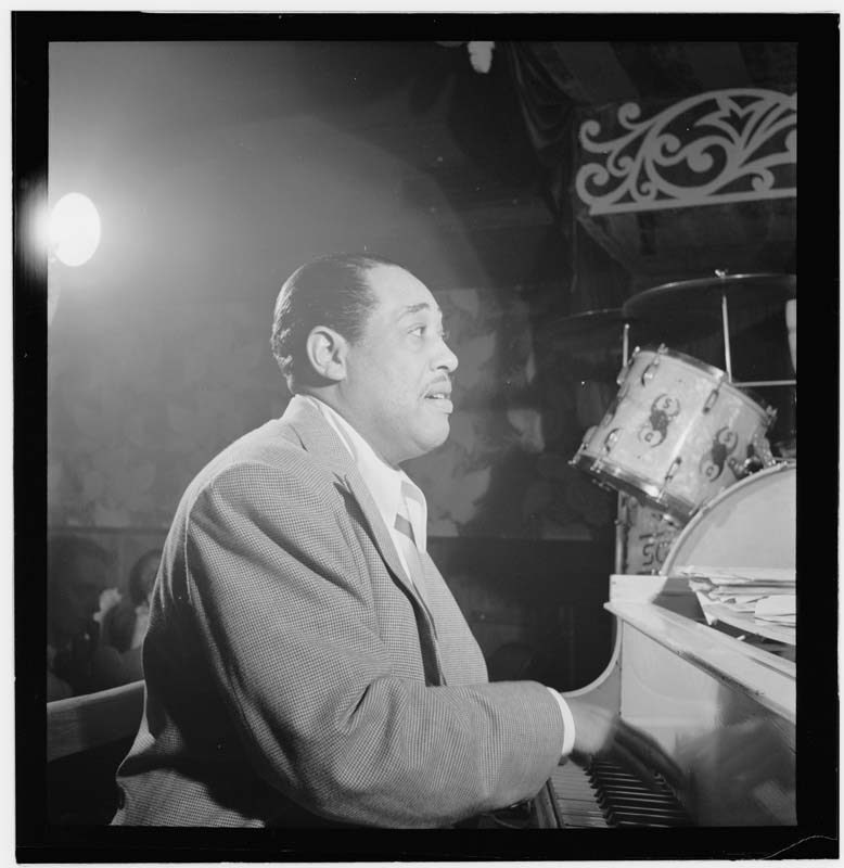 Duke Ellington in NYC, c. 1946