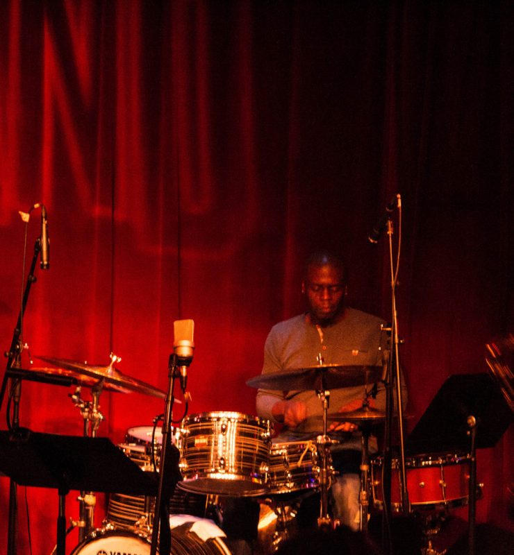 Greg Hutchinson, Monterey Jazz Festival on Tour, Birdland, NYC Feb. 2016