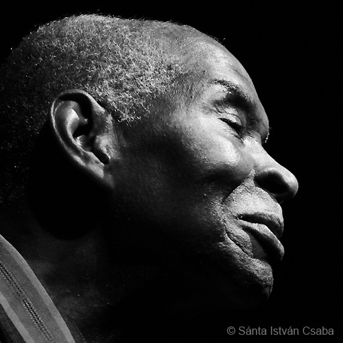 Muhal Richard Abrams, Manzoni Theater, Milan, Italy, January 2016   image 5