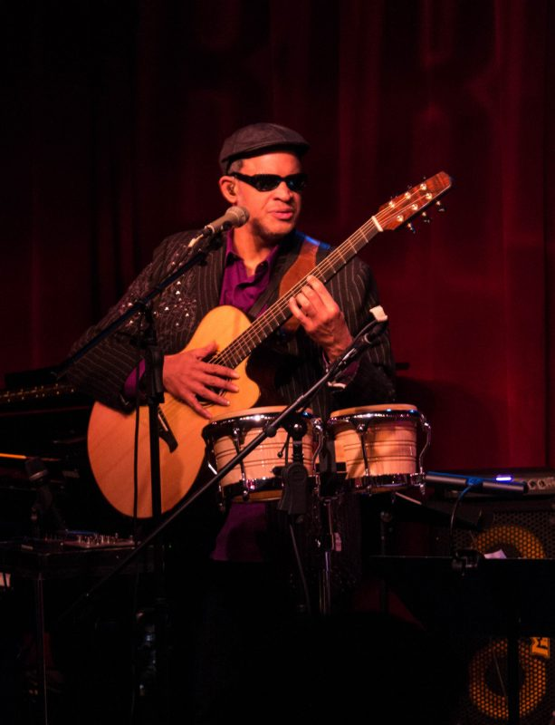 Raul Midon, Monterey Jazz Festival on Tour, Birdland, NYC Feb. 2016