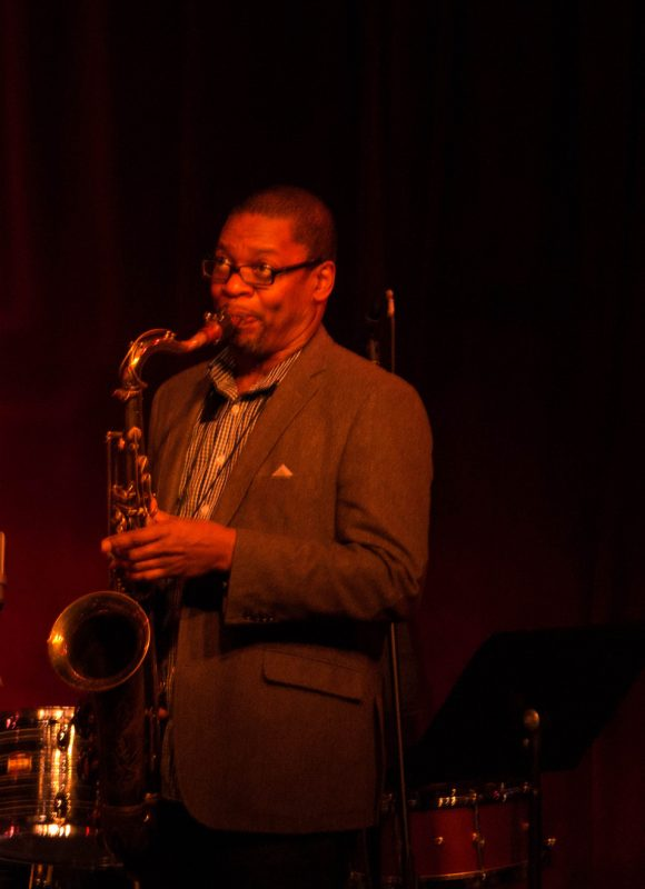 Ravi Coltrane, Monterey Jazz Festival on Tour, Birdland, NYC Feb. 2016