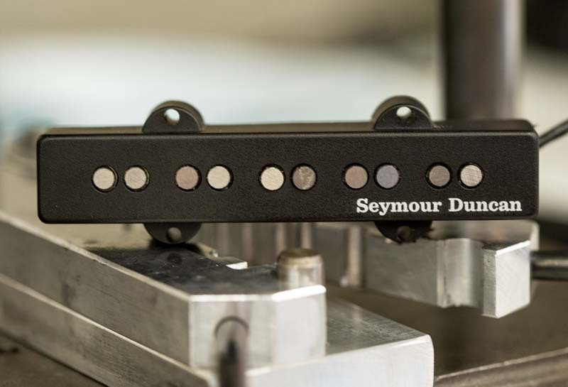 Seymour Duncan Apollo Jazz Bass Linear Humbucker Pickups
