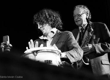 Photos: David Amram Quintet in Milan, Italy