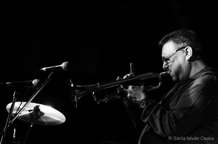 Arturo Sandoval, Blue Note Milano, Italy, March 2016