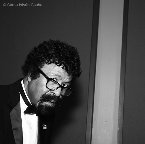 David Baker at the 2013 NEA Jazz Masters ceremony, NYC