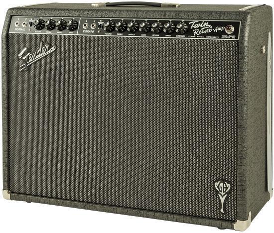 Fender's GB (George Benson) Twin Reverb amp