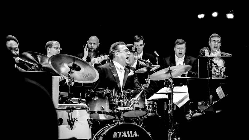 Bobby Sanabria and his Multiverse Big Band