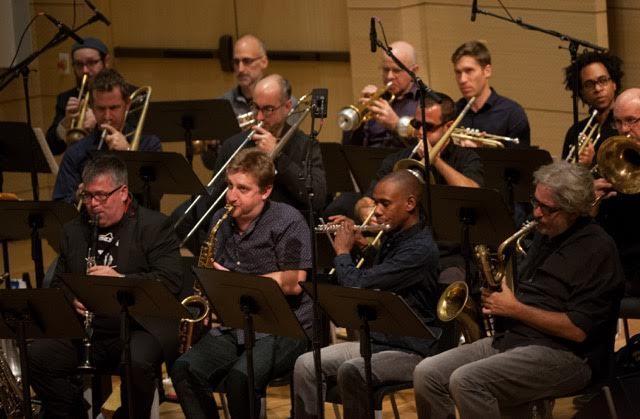 Michael Formanek Ensemble Kolossus, NYC Winter Jazzfest, January 2016