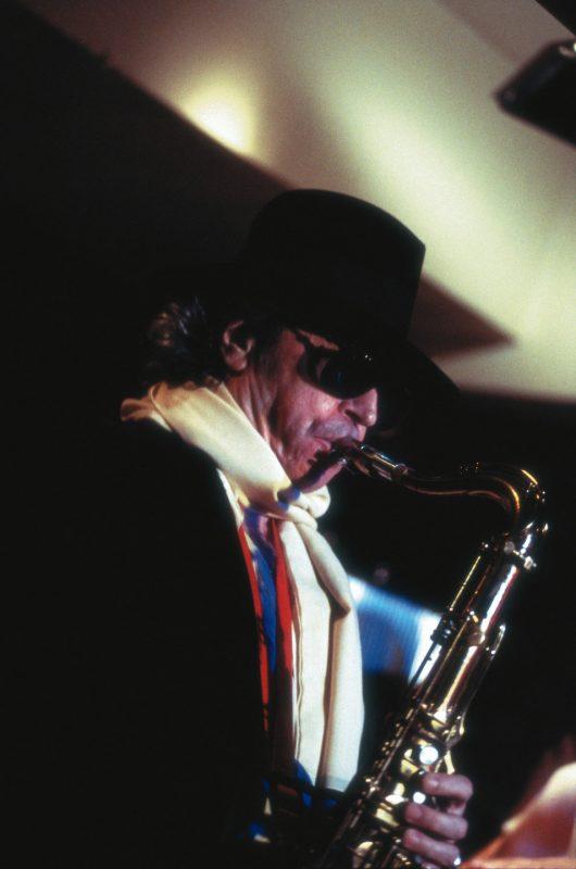 Latin Jazz Saxophonist Gato Barbieri Dies at 83 - JazzTimes