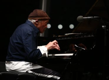 Photos: Cecil Taylor at the Whitney Museum