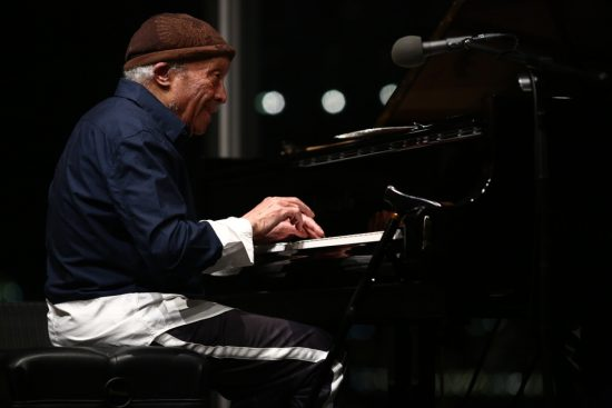 Cecil Taylor: Words & Music, performance at Whitney Museum of American Art, April 23, 2016 image 2