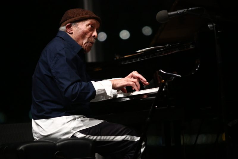 Cecil Taylor: Words & Music, performance at Whitney Museum of American Art, April 23, 2016