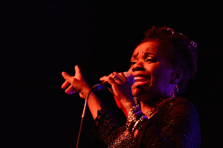 Catherine Russell, Savannah Music Festival 2016