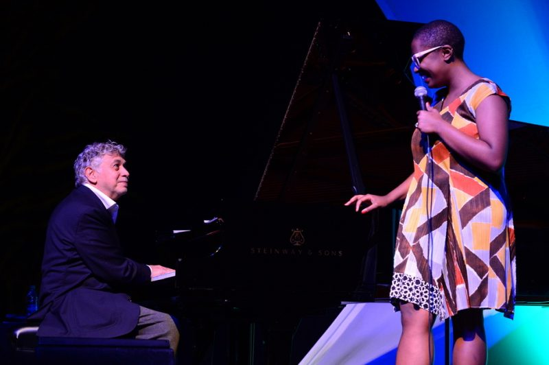 Monty Alexander and Cecile McLorin Salvant, Savannah Music Festival 2016