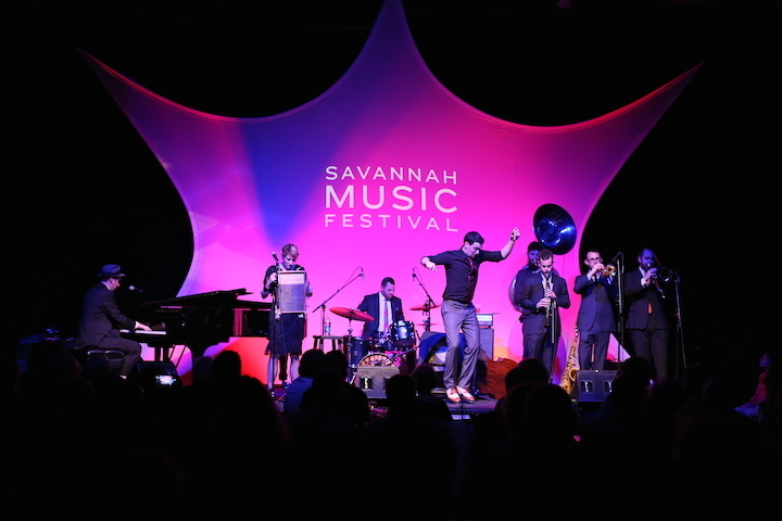 The Hot Sardines, Savannah Music Festival 2016