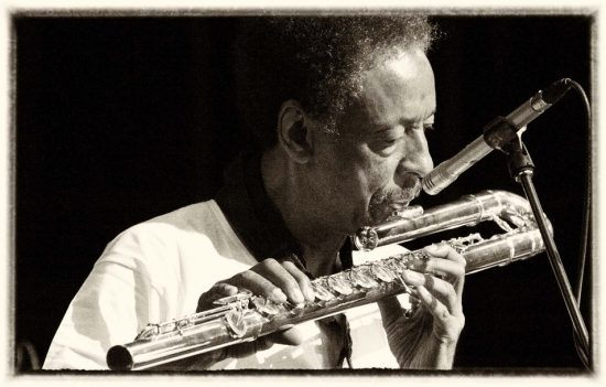 Henry Threadgill at Guelph Jazz Festival 2011 image 0