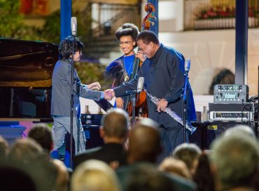 Field Notes: Jazz at the White House