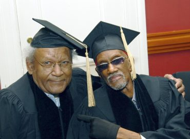 Anthony Braxton and Bernie Worrell Receive Honorary Degrees From NEC