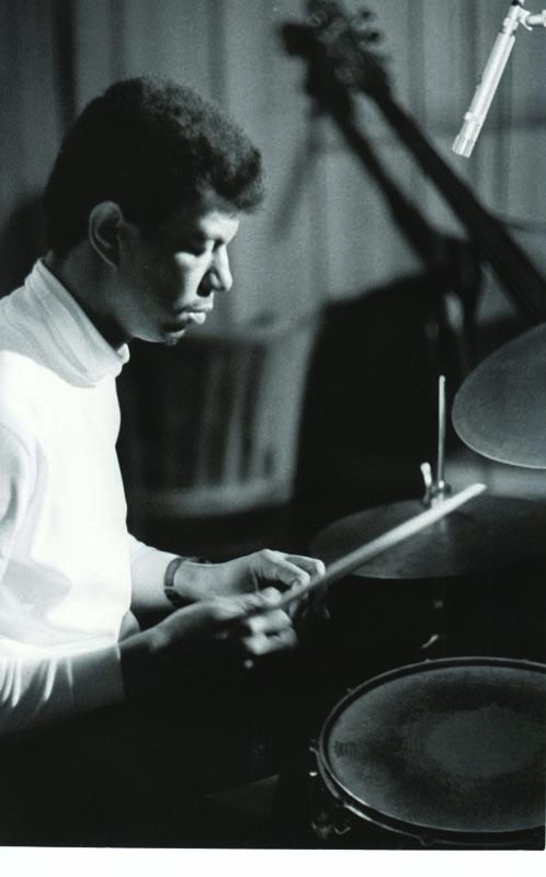 Jack DeJohnette; Germany, 1968