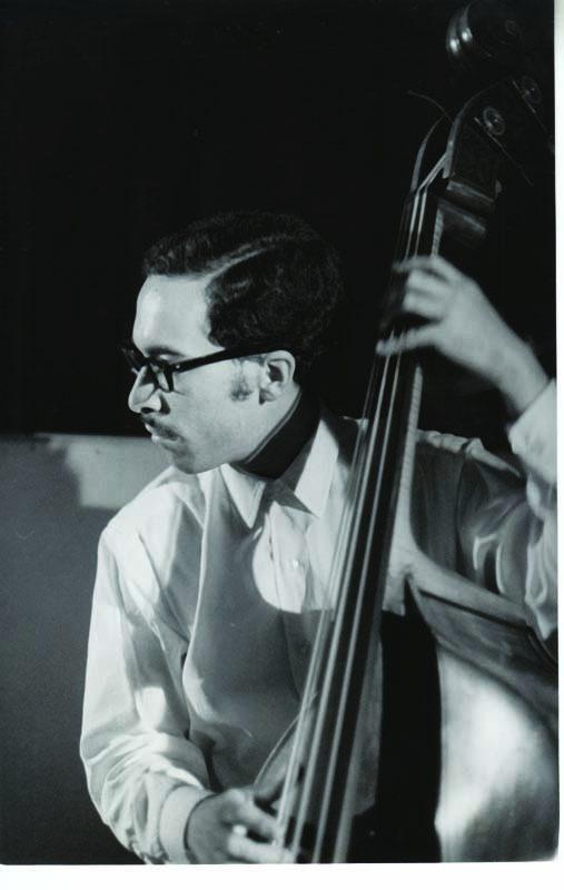 Eddie Gomez; Germany, 1968