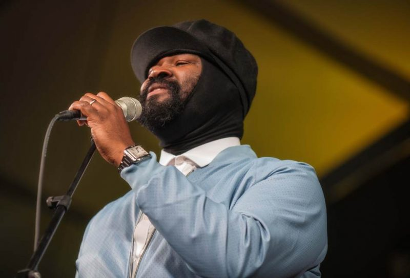 Gregory Porter, New Orleans Jazz Fest 2016