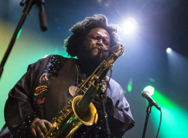 The Soulful Crossover of Kamasi Washington