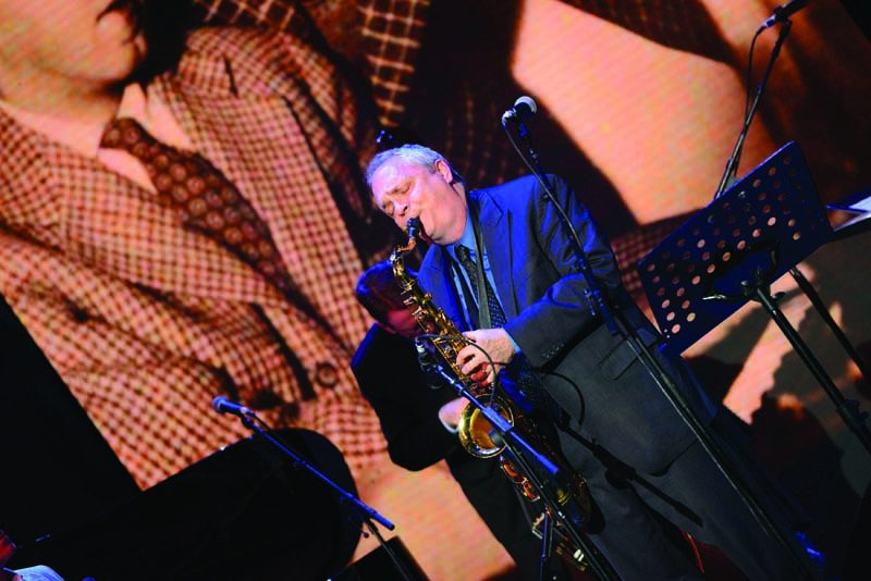 Ken Peplowski on the Jazz Cruise, January 2016