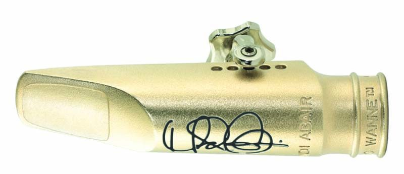 Mindi Abair custom alto saxophone mouthpiece by Theo Wanne