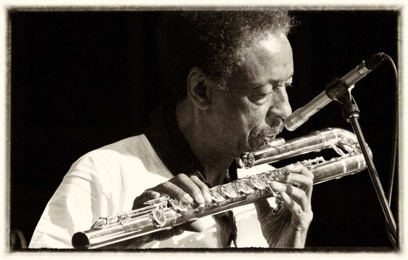 Henry Threadgill at Guelph Jazz Festival 2011 (photo by Tom King)