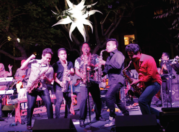 Asian Heritage Jazz Festival to Return for Second Year