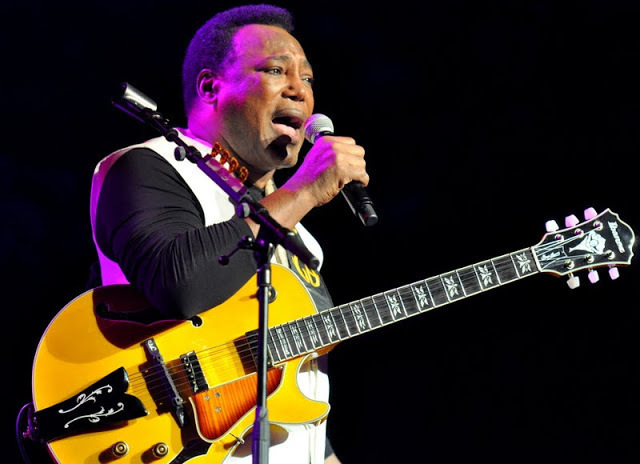 George Benson performs at Royal Albert Hall on June 28
