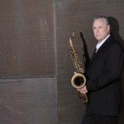 Saxophonist Doug Webb