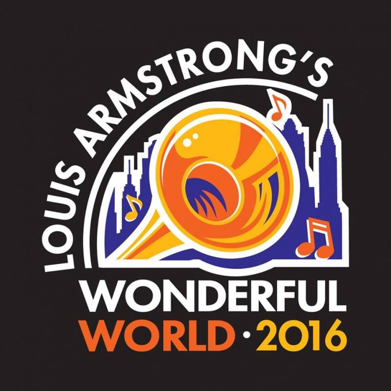 Louis Armstrong's Wonderful World 2016 is scheduled for July 16