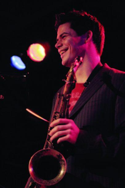 Seamus Blake (photo: Juan Carlos Hernandez)