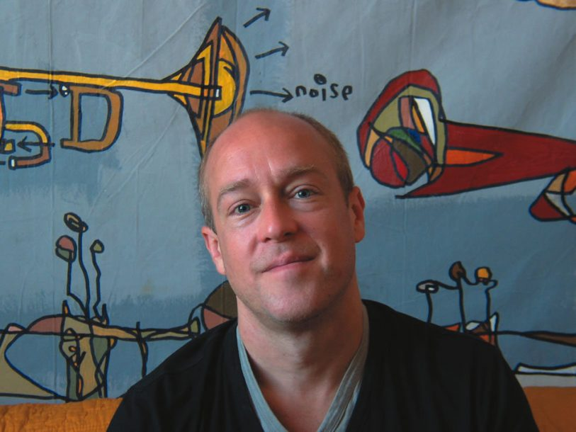 Dave Douglas, founder of the Festival of New Trumpet