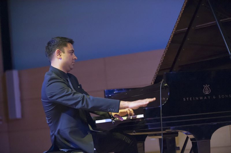 Vijay Iyer, NYC Winter Jazzfest, January 2016