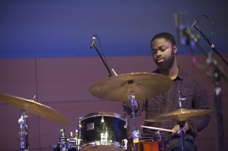 Marcus Gilmore, NYC Winter Jazzfest, January 2016