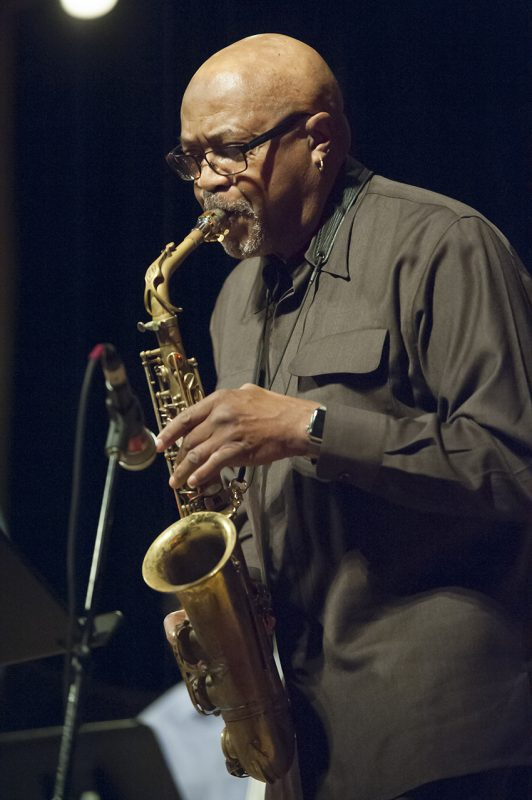Oliver Lake, NYC Winter Jazzfest, January 2016