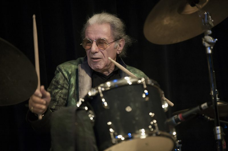 Barry Altschul, NYC Winter Jazzfest, January 2016