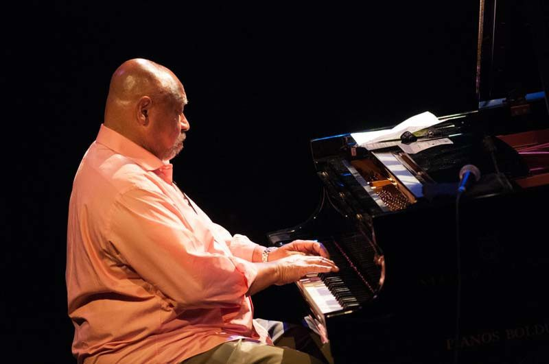 Kenny Barron performs at the 2016 Montreal International Jazz Festival