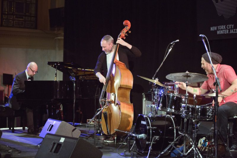The Bad Plus, NYC Winter Jazzfest, January 2016