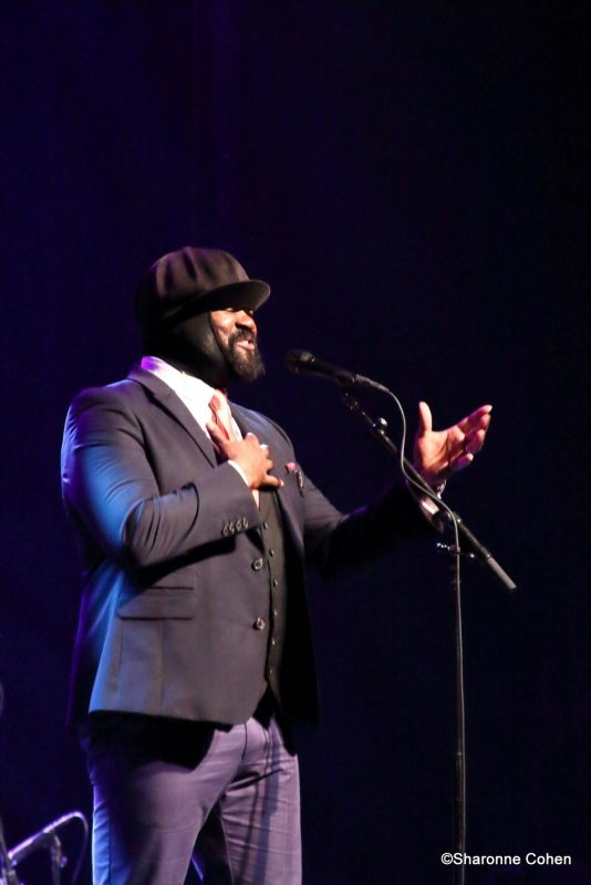 Gregory Porter performs at the 2016 Montreal International Jazz Festival