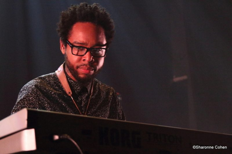 Terrace Martin performs at the 2016 Montreal International Jazz Festival