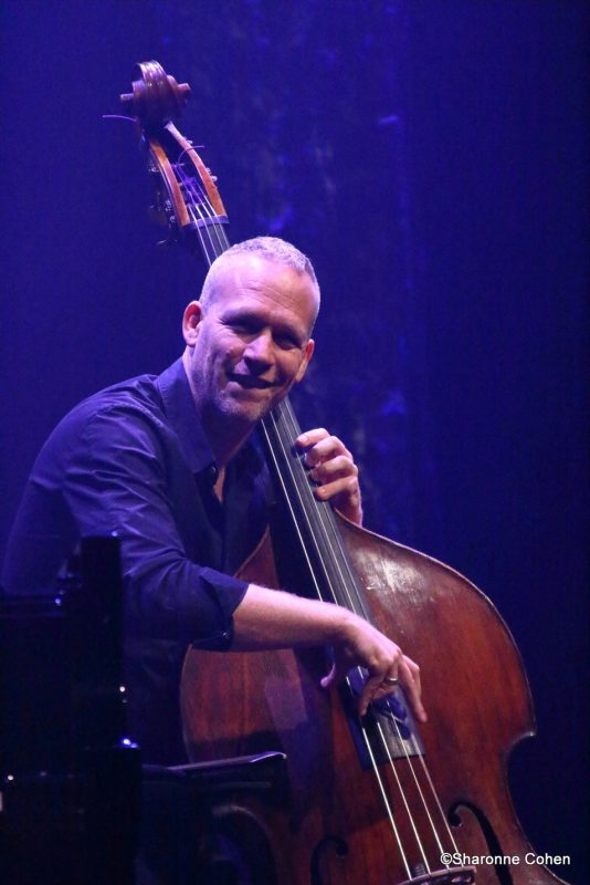 Avishai Cohen performs at the 2016 Montreal International Jazz Festival