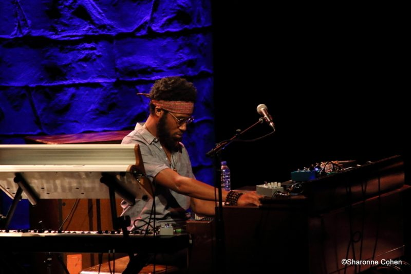 Cory Henry performs at the 2016 Montreal International Jazz Festival