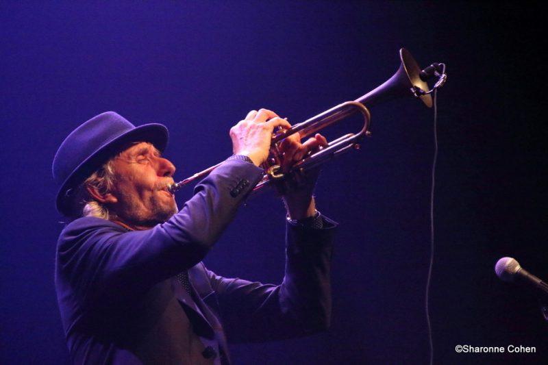 Erik Truffaz performs at the 2016 Montreal International Jazz Festival